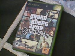 "Grand Theft Auto: San Andreas ""Xbox"" Edition!"