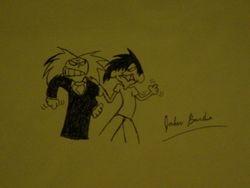 John vs. Chucky street brawl