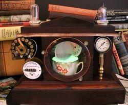 USB  Tea Time Case