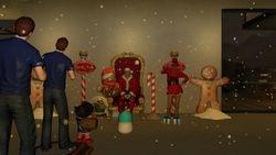 a wonderfully noobish christmas