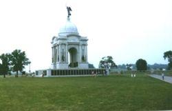PA Mounment - Gettysburg