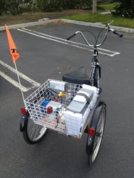 """The """"Ghetto Tesla"""", first version"""