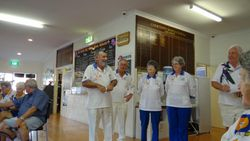 Cooktown Orchid Festival Mixed Fours 3rd Place