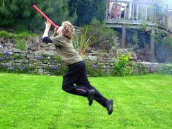 Flying Archer Adam Mc
