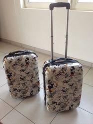 Authetic Perfect-Quality Disney Suitcases/Trolleycases for Sale!