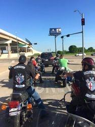 Waco chapter ride
