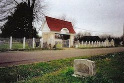 Chinese Cemetery, Greenville, Ms.