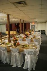 Upper Deck Tables