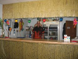 Front Hall Bar
