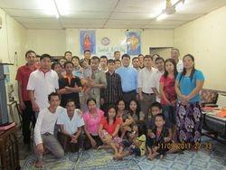 Tumbuk MCF group photos