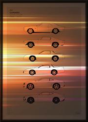 Camaro Fifty Years