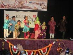 Indanes Kids Performing