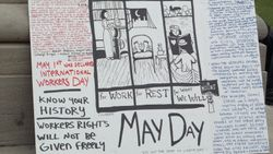 May Day, Occupy Toronto