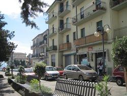 Via Roma main street in Muro Lucano