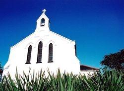 Famine era church