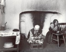 Couple at prayer- modern era.