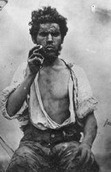 Young Irish Laborer