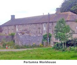 Portumna Workhouse, Galway