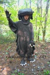 Hellbender Salamander Costume by www.chstudios.net