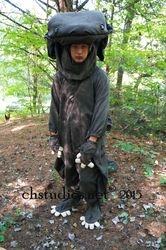 Hellbender Salamander Costume www.chstudios.net