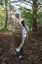 Pearly Mussel Costume www.chstudios.net