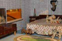 Lundby bedroom from the 50th