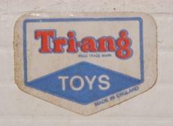 Tri-ang No 40 label