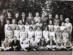 Miss Mottershead 1959/60