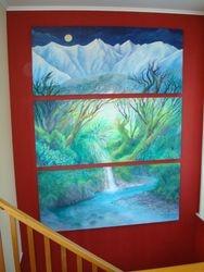 Uwe's Stairwell