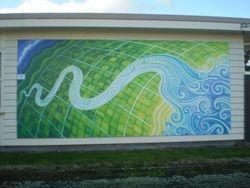 Foxton Murals Festival 2007