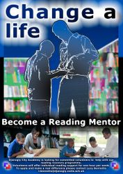 Poster Design-Reading Mentors