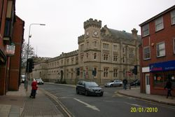 The Old County Hall