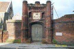 Wolsey's Gate (Cardinal College of St. Mary)