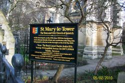 St. Mary Le Tower