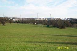 Bourne Park & The Orwell Bridge