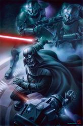 Vader killed dark its to late