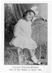 Lillian Thelma Hudson