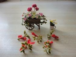 """Jan Southerton, """"The Flower Lady"""""""