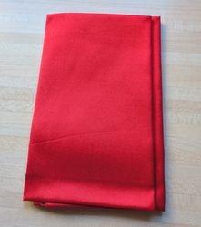 Red Silk Dupion