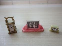 Hall's Miniature Clocks