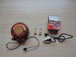 Wireless, candlesticks, electric iron