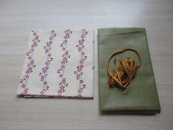 Fabrics and braid