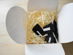 Nikki Nakki Nu - inside the box