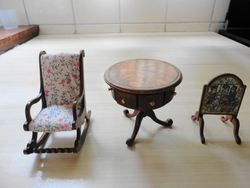 Furniture by Masters Miniatures