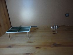 Games room - left side