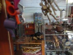 Through the shop window