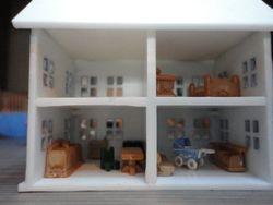 Nursery dolls house