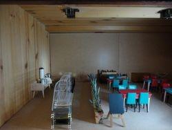 Cafeteria, left side