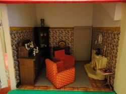 Best parlour, furnished