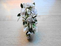 1:16 1965 bridal bouquet by Jan Southerton